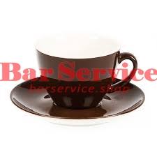 Чайная пара 200 мл коричневый цвет Barista P.L. в Рязани