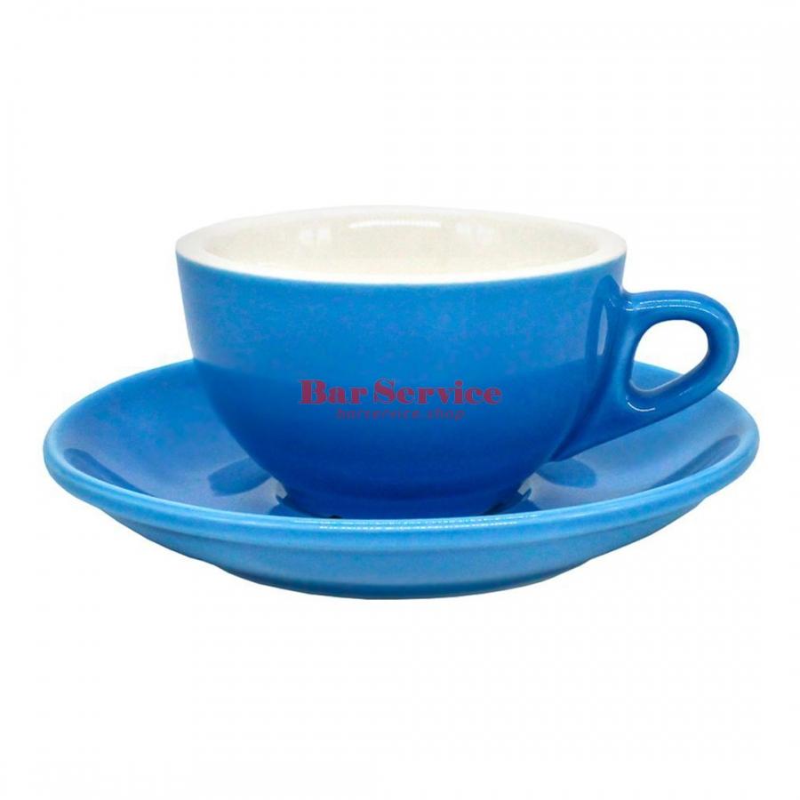 Чайная пара 180 мл синий цвет Barista P.L. в Рязани