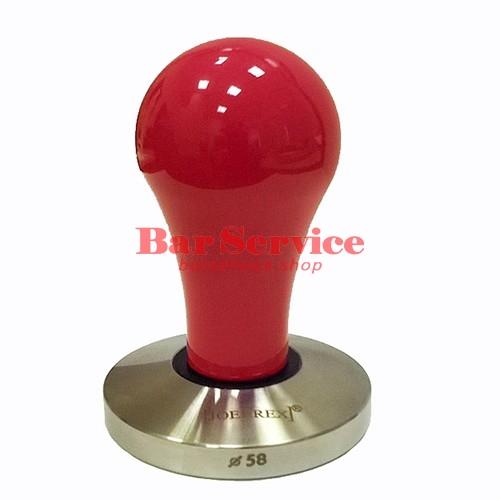 Темпер JoeFrex D53 Pop красный плоский сталь в Рязани