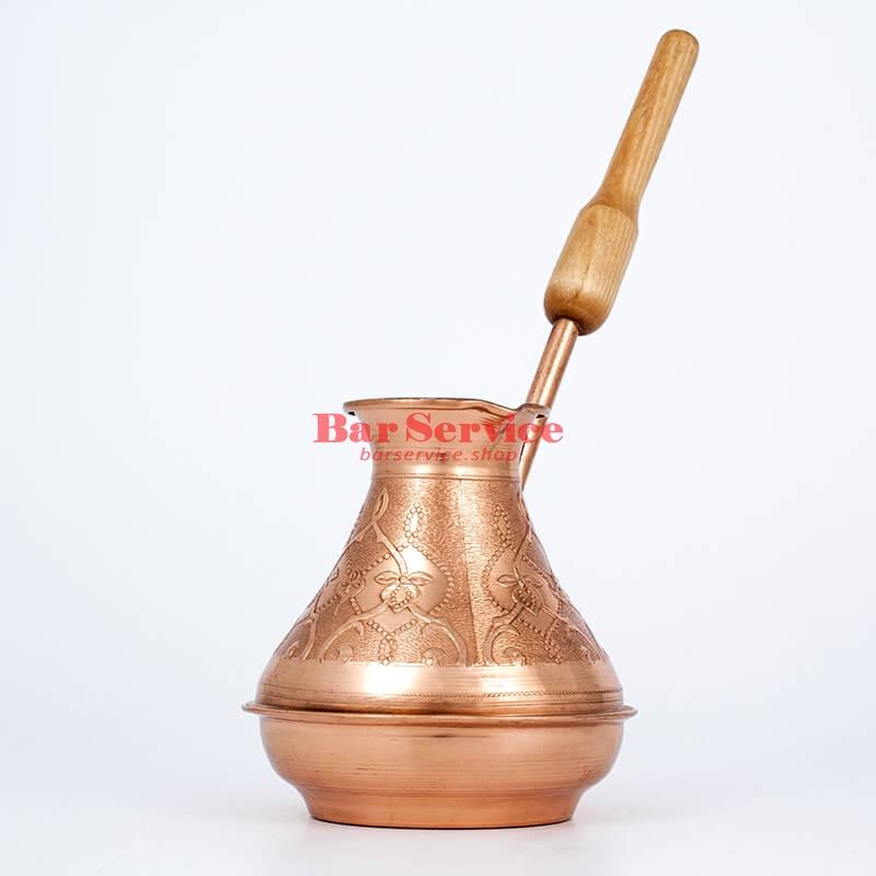 Кофеварка медная Сказка Востока 0,2л в Рязани