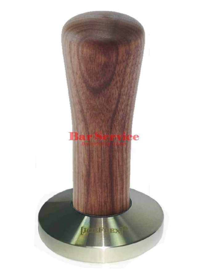 Темпер JoeFrex D58 Classic Short, орех, плоский сталь в Рязани