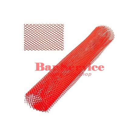 Сетка барная;  полиэтилен;  ,L=100,B=60см;  красный в Рязани