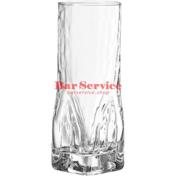 Хайбол «Кварц»; стекло; 300мл; D=58,H=154мм; прозр. в Рязани