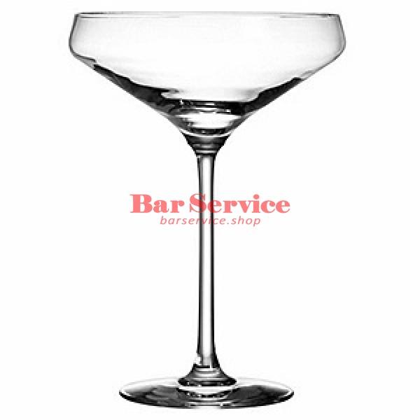 Шампан.-блюдце «Каберне»; стекло; 320мл; D=16.8,H=17см; прозр. в Рязани