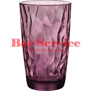 Хайбол «Даймонд» 470мл; фиолет. в Рязани