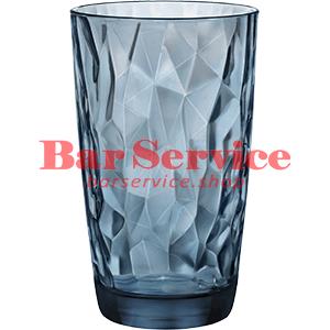 Хайбол «Даймонд» 470мл; синий в Рязани