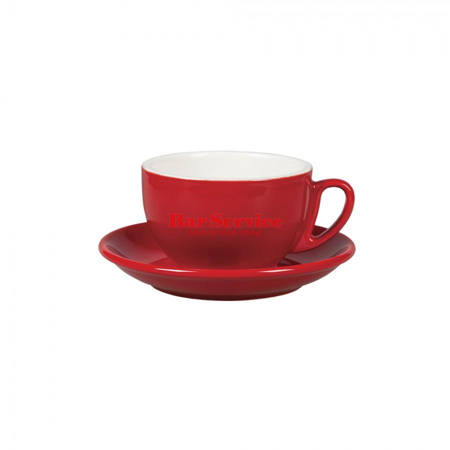 Чайная пара 270 мл; красный цвет; Barista P.L в Рязани