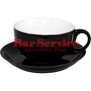 Чайная пара 270 мл; черный цвет; Barista P.L. в Рязани