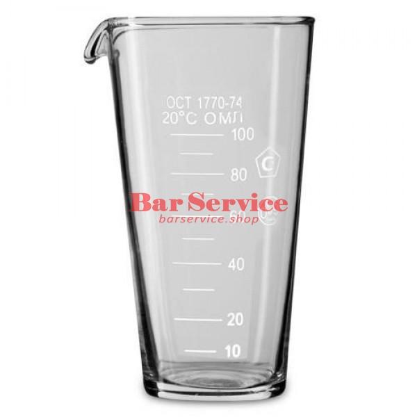 Мерный стакан, 100 мл.  в Рязани
