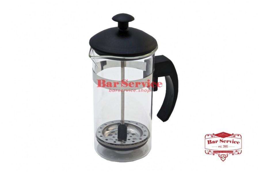 Чайник-кофейник Черный Объем: 350 мл. (френч пресс) в Рязани