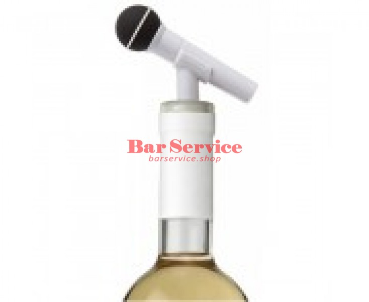 Пробка для бутылки Микрофон в Рязани